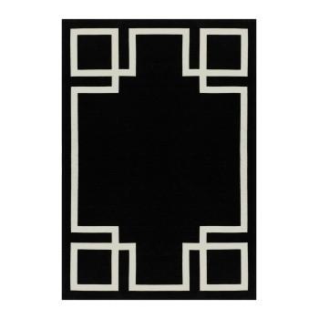 Ковер Hampton Black 160x230