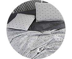 Комплекты с одеялом-покрывалом (комфортеры)