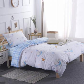 Детский комплект постельного белья Винни