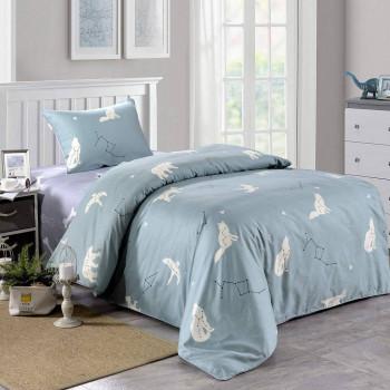Детский комплект постельного белья Зодиак