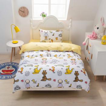 Детский комплект постельного белья Funny world
