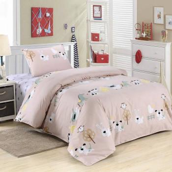 Детский комплект постельного белья Бакс Банни