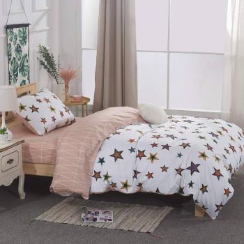 Детский комплект постельного белья Star