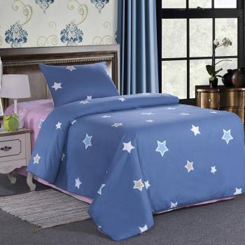 Детский комплект постельного белья Звездочки