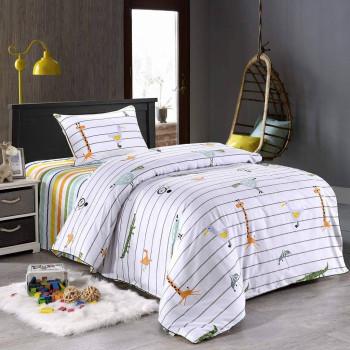 Детский комплект постельного белья Африка