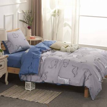 Детский комплект постельного белья Диплодок