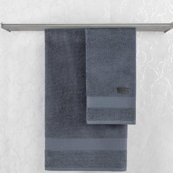 Полотенце махровое Ralph Антрацит 100x150