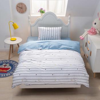Детский комплект постельного белья Микки