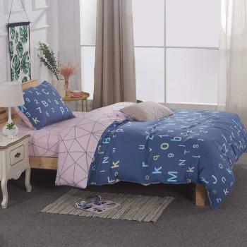 Детский комплект постельного белья Абвгдейка