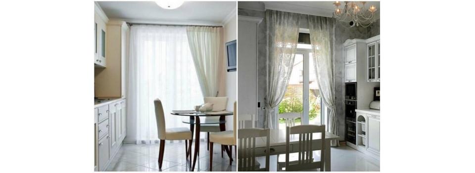 Как выбрать шторы с вышивкой на кухню