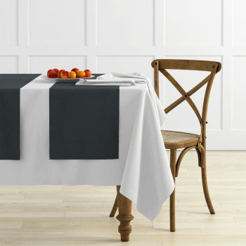 Комплект дорожек Ибица Темно-серый, 43х140 см - 4 шт.