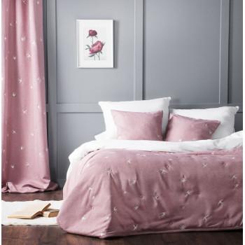 Покрывало с наволочками Прайм Розовый, 160х220 см