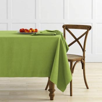Комплект скатертей Ибица Зеленый, 145х195 см - 2 шт.