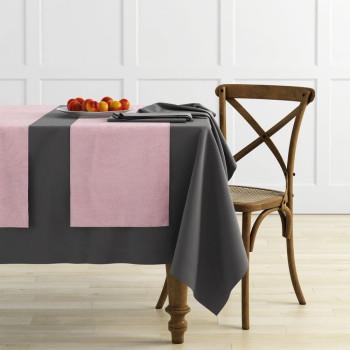 Комплект дорожек Ибица Розовый, 43х140 см - 4 шт.
