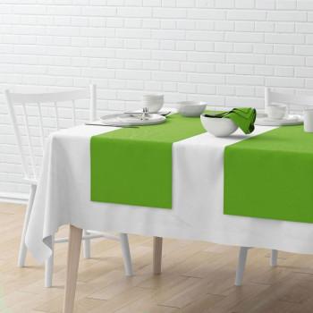 Комплект дорожек Билли Зеленый, 40х150 см - 4 шт.