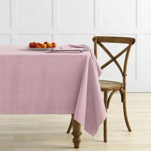 Комплект скатертей Ибица Розовый, 145х195 см - 2 шт.