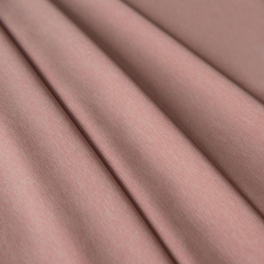 Комплект штор с подхватами Каспиан Розовый, 240х270 см - 2 шт. + вуаль