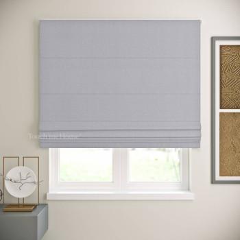 Римская штора Омма Светло-серый 120x170 см