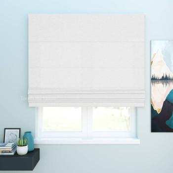 Римская штора Джерри Белый 120x170 см