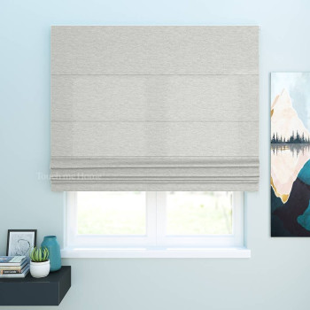 Римская штора Джерри Серо-бежевый 120x170 см