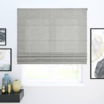 Римская штора Конни Серый 120x170 см
