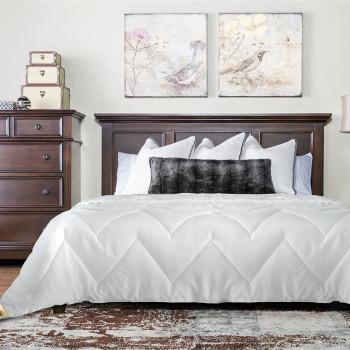 Одеяло Silver Белое 200x220