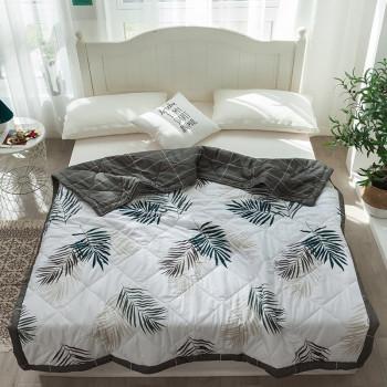 Одеяло облегченное Siesta Листья 150x200