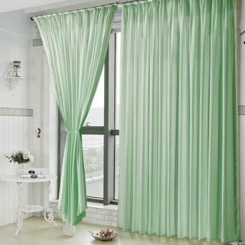 Тюль вуаль Shade Серо-зеленый, 500x290 см