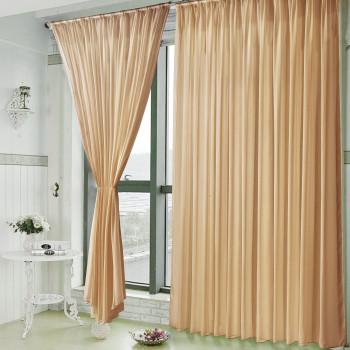Тюль вуаль Shade Светло-коричневый, 500x290 см